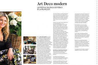 Art Deco-ul modern – ISaloni 2017 – Forbes Life