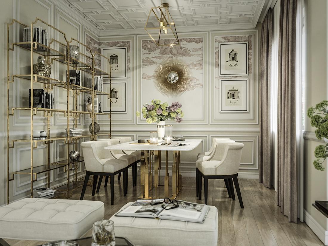 Design elegant cu produsele Eichholtz