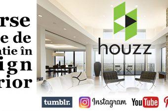 7 surse online de inspiratie în design interior