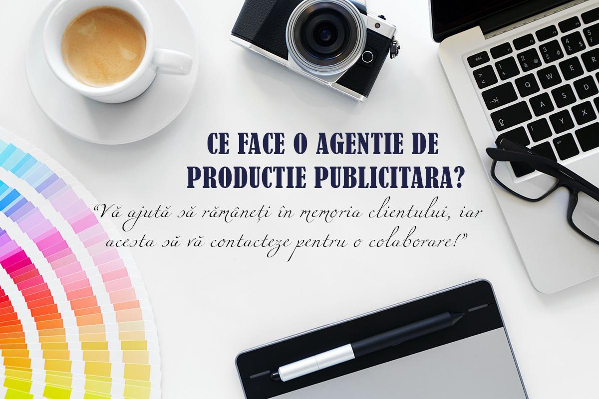 La ce ne ajută producția publicitară?