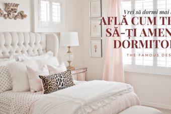 Vrei să dormi mai bine? Află cum trebuie să-ți amenajezi dormitorul!