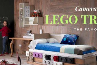 Mobilier LEGO – noul trend pentru camera copilului