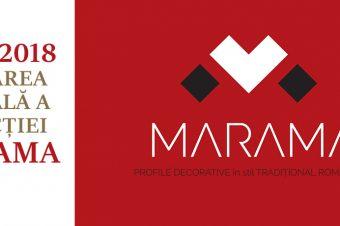 Lansarea primei colecții de profile tradiționale românești – Marama