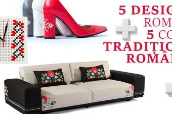 5 designeri români cu 5 colecții tradiționale românești