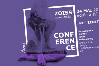 Pe 24 Mai, ne vedem la ZOISS home design Conference, Ediția 4
