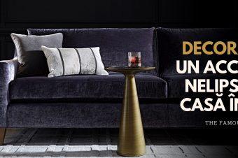 Decor auriu – un accesoriu nelipsit din casă în 2019