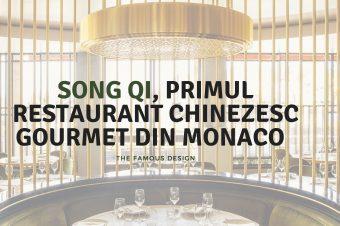 Song Qi, primul restaurant chinezesc Gourmet din Monaco