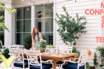 Mobilier confortabil și decor potrivit pentru terasa ta