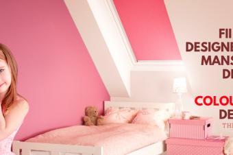 Fii propriul designer pentru mansarda ta! Descoperă colecția Colour By You de la VELUX