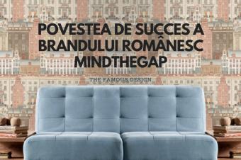 Povestea de succes a brandului românesc MINDTHEGAP