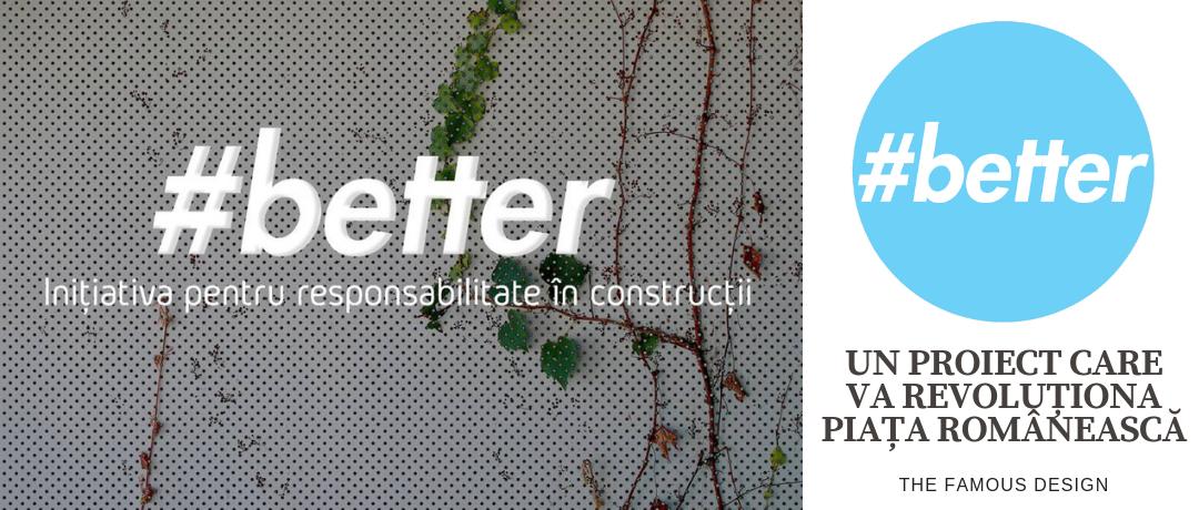 #better un proiect care va revoluționa piața românească
