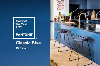 Culoarea anului 2020 – Classic Blue