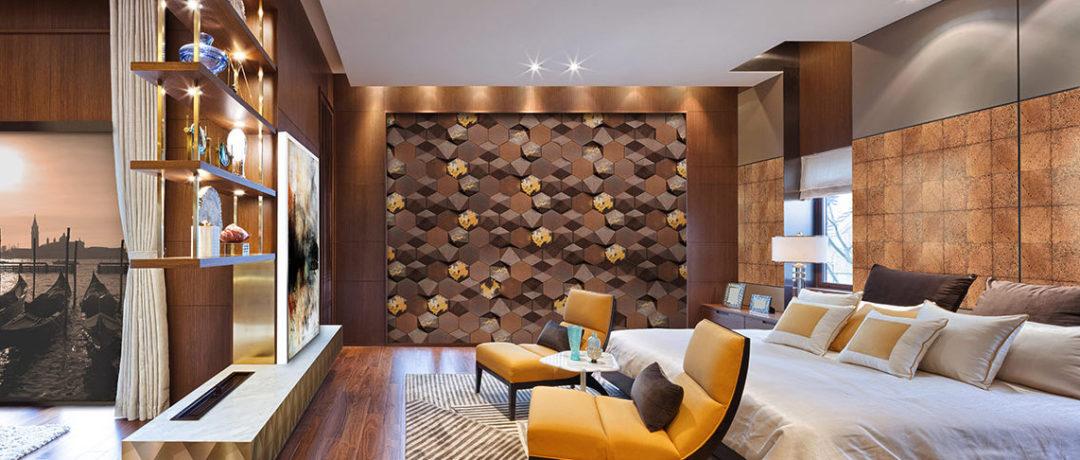 7 soluții decorative pentru pereții tăi