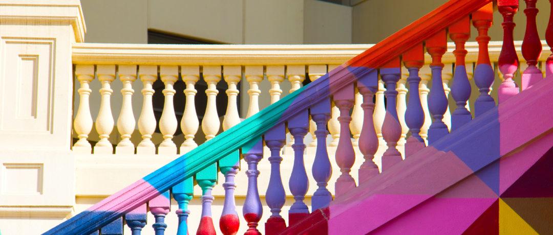 Cum să alegeți culorile – în viața voastră și în casele voastre