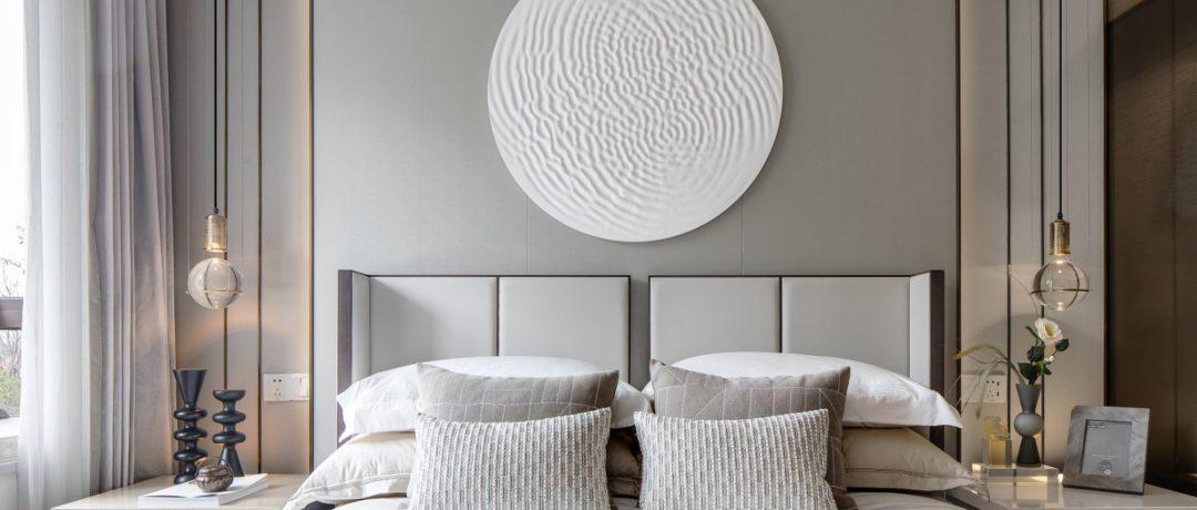 Dormitor premium cu ajutorul lenjeriei de pat premium