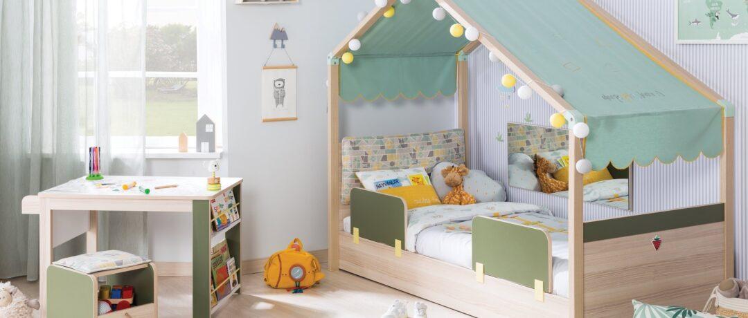 Cum amenajăm camera copilului în stil Montessori