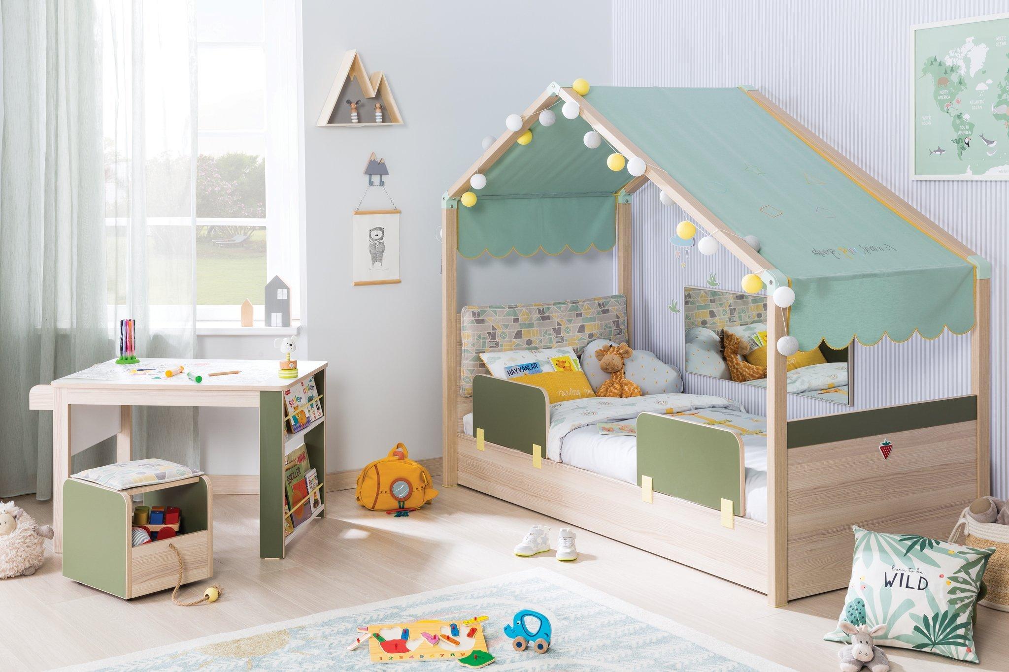Cum amenajăm camera copilului în stil Montessori 01