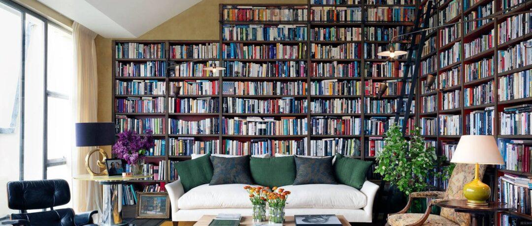 Cărțile și locul lor în viețile și casele noastre