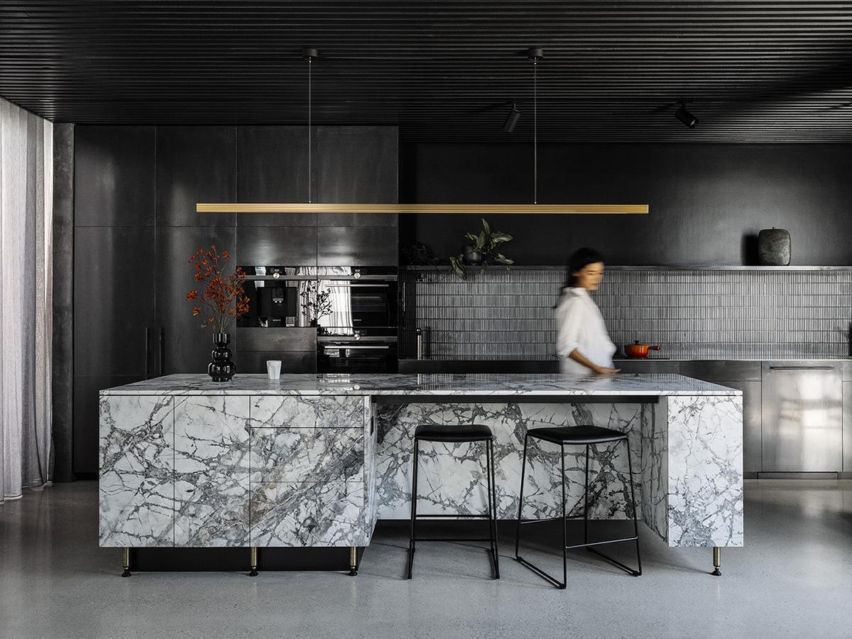 design interior bucatarie open space 02