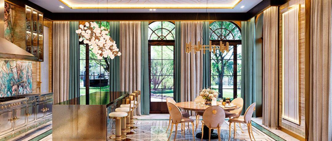 Stilul Art Deco Contemporan: cum îl aplicăm în designul interior