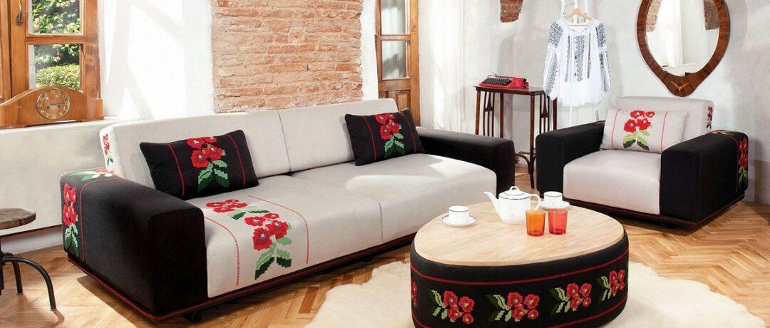 Stilul tradițional românesc reinterpretat. Cum îl aplicăm în designul interior